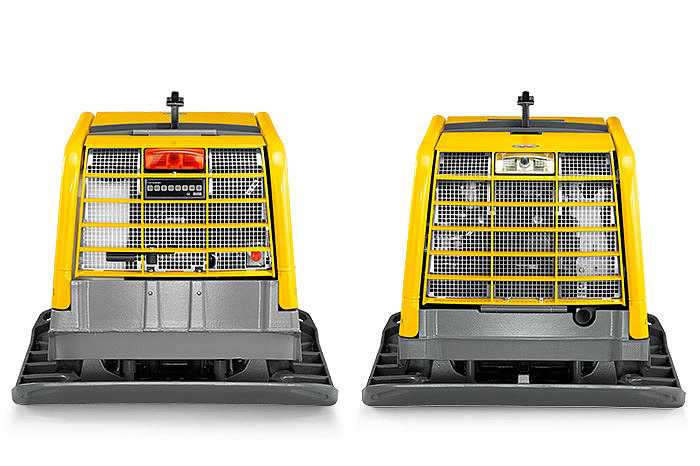 DPU110r front and back