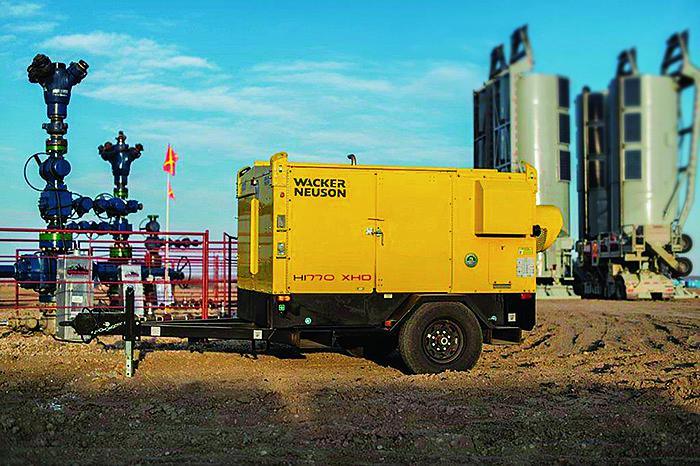 HI770XHD with Gas Detection for Oil and Gas Exploration