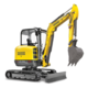 Tracked Zero Tail Excavators - EZ38
