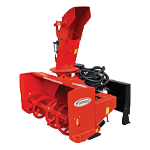 Attachment tools for Wheel Loaders - Heavy Duty Snow Blower