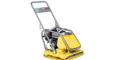 WP1540 asphalt plate with cyclone