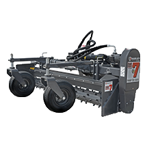 Attachment tools for Wheel Loaders - Power Rake