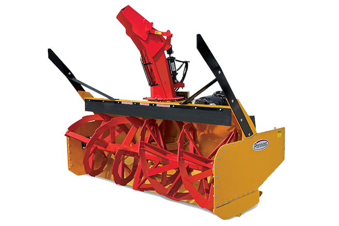 Industrial Duty High Flow Snow Blower