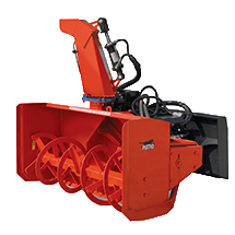 Attachment tools for Wheel Loaders - Standard Flow Snow Blower