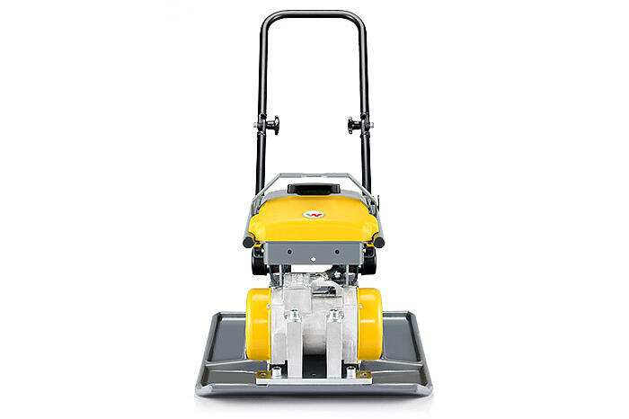 AP2560e Battery-operated vibratory plate