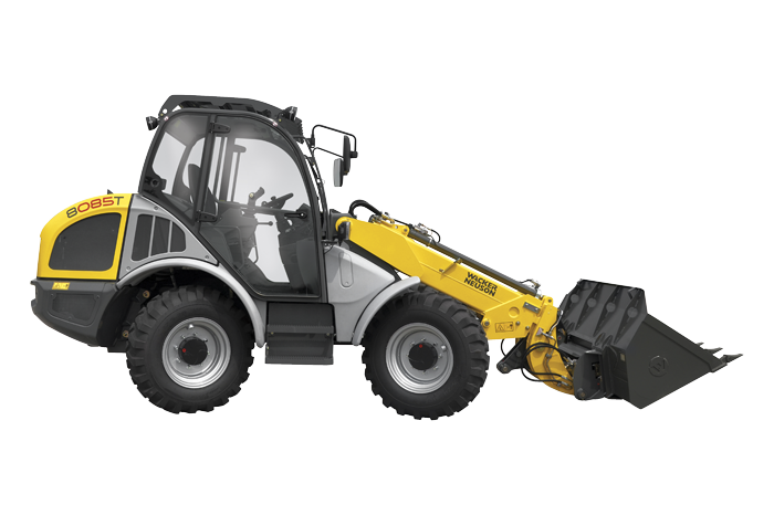 8085T tele wheel loader