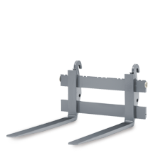 Attachment tools for Telehandlers - Pallet fork Optima