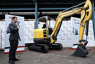 Wacker Neuson Cooperation in Southeast Asia EZ38