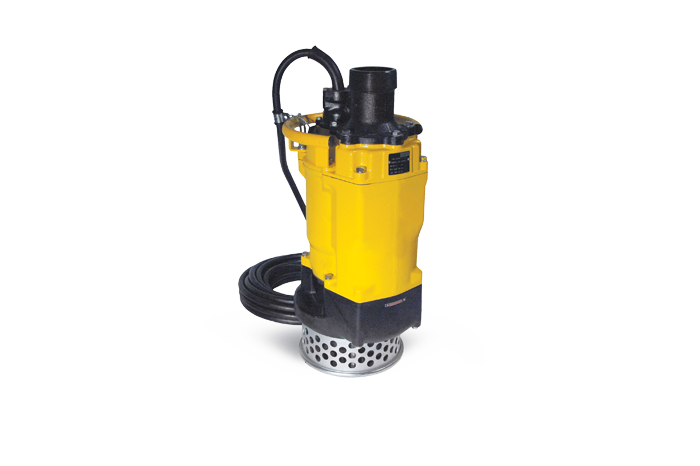 PS4 11003HH three phase submersible pump
