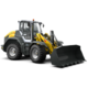 Articulated Wheel Loaders - WL95