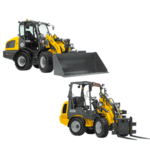 Articulated Wheel Loaders