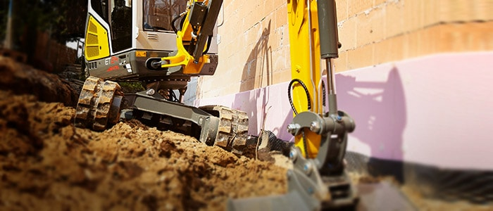 [Translate to French:] Vertical Digging System (VDS) – Ingeniously simple, simply ingenious!