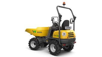 Electric Wheel Dumper DW15e