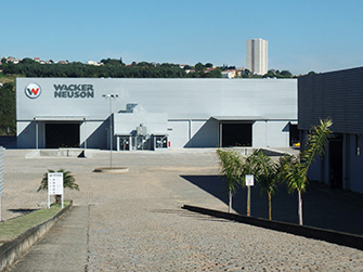 [Translate to Spanish:] Wacker Neuson production plant