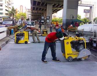 Wacker Neuson en Filipinas