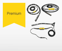 Premium Line Internal Vibrators - Wacker Neuson